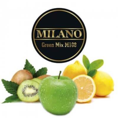 Табак Milano Green Mix M108 - Зеленый микс