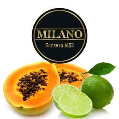 Табак Milano Sansara M92 - Лайм папайя