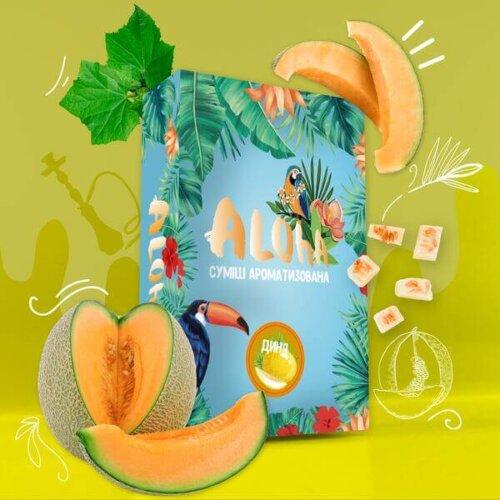 Безникотиновая смесь Aloha Дыня 100 грамм