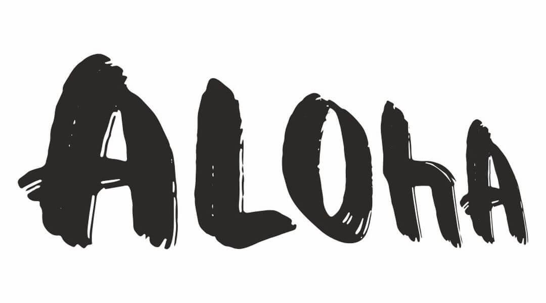 Безникотиновая смесь Aloha для кальяна