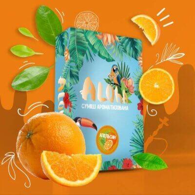 Безникотиновая смесь Aloha Апельсин 100 грамм