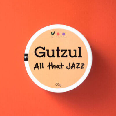 Табак Gutzul all that jazz - персик, апельсин, гвоздика