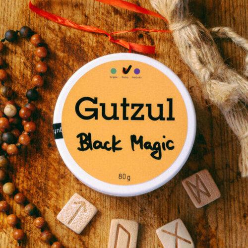 Табак Gutzul Black Magic - черная магия