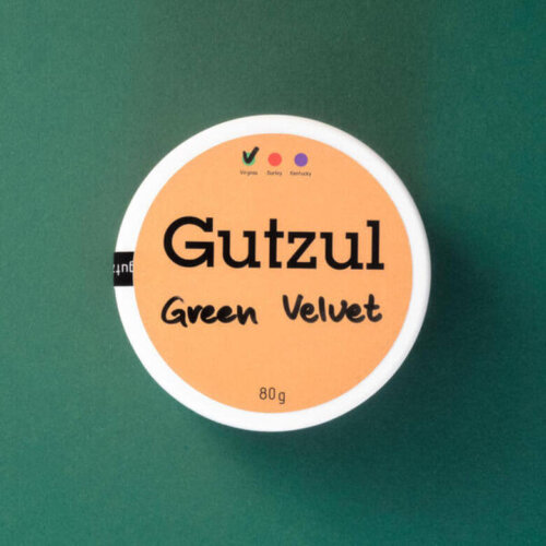 Табак Gutzul Green velvet - айс лайм кактус