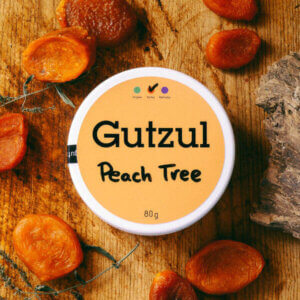 Табак Gutzul Peach tree - персик бергамот