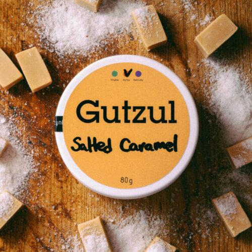 Табак Gutzul Salted catamel - соленая карамель с ванилью