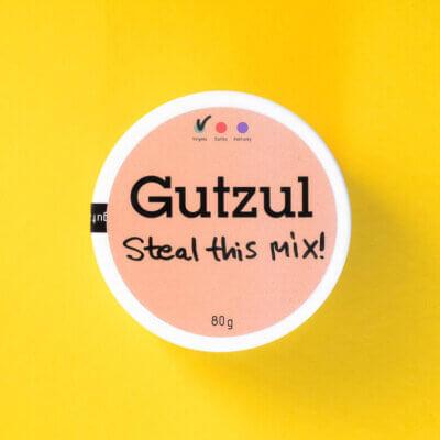 Табак Gutzul steal this mix! - лимон, роза, кокос, мята