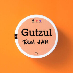 Табак Gutzul total jam - груша, яблоко, конфеты, ice