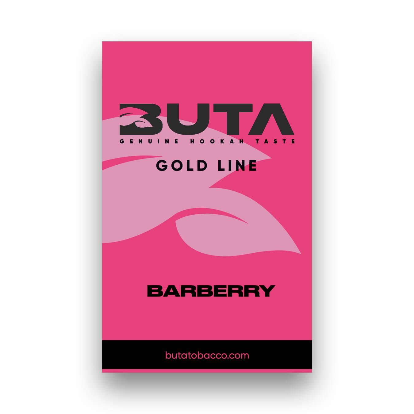 Табак Buta Barberry (Барбарис)