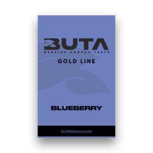 Табак Buta gold Blueberry (Черника)