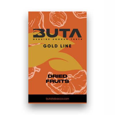 Табак Buta gold Dried fruits
