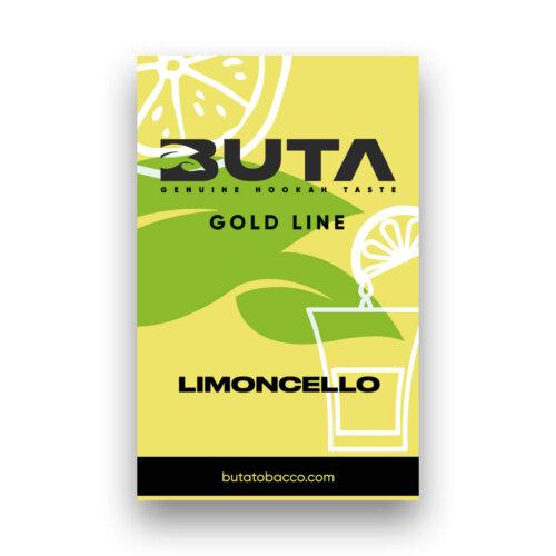 Табак Buta gold Limonchello (Лимончелло)
