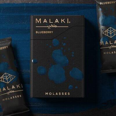 Табак для кальяна Malaki Blueberry