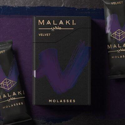 Табак для кальяна Malaki Velvet