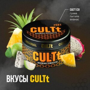Табак Cultt c31