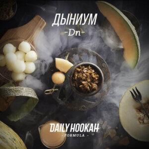 Табак Daily Hookah Дыниум