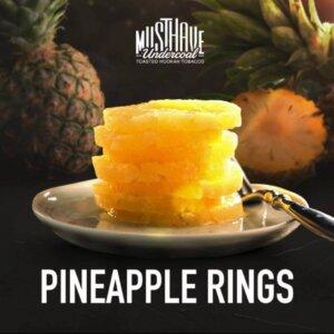 Табак Must Have Pineapple Rings (Ананасовые кольца)