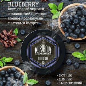 Must Have Blueberry (Черника)