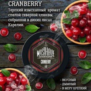 Табак Must Have Cranberry (Клюква)