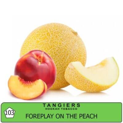 Табак Tangiers birquq foreplay on the peach - Персиковые Ласки