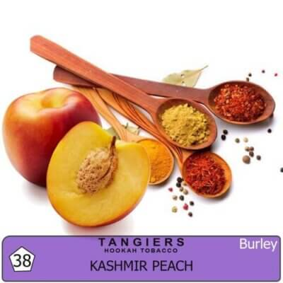 Табак Tangiers burley Kashmir Peach - кашмир персик
