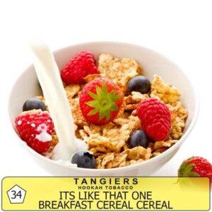 Табак Tangiers Noir Its Like That One Breakfast Cereal 34 - Хлопья на завтрак