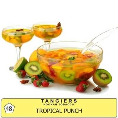 Табак Tangiers noir Tropical punch - тропический пунш 48