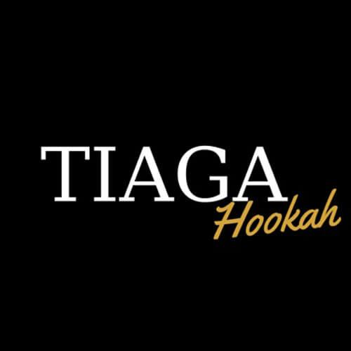 Tiaga hookah (тяга хука) - логотип