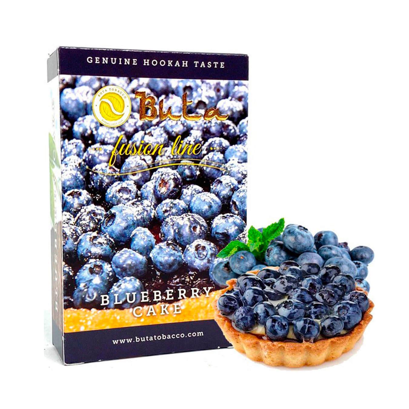 Табак Buta Gold Blueberry cake - Черничный торт