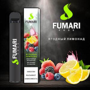Одноразовая POD-система Fumari Ягодный лимонад