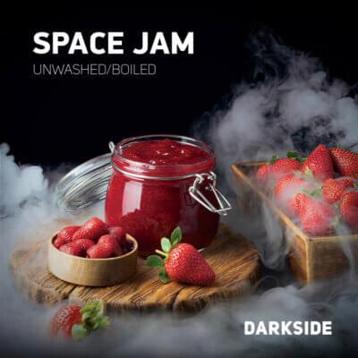 Табак Dark side Space Jam - Клубничное варенье