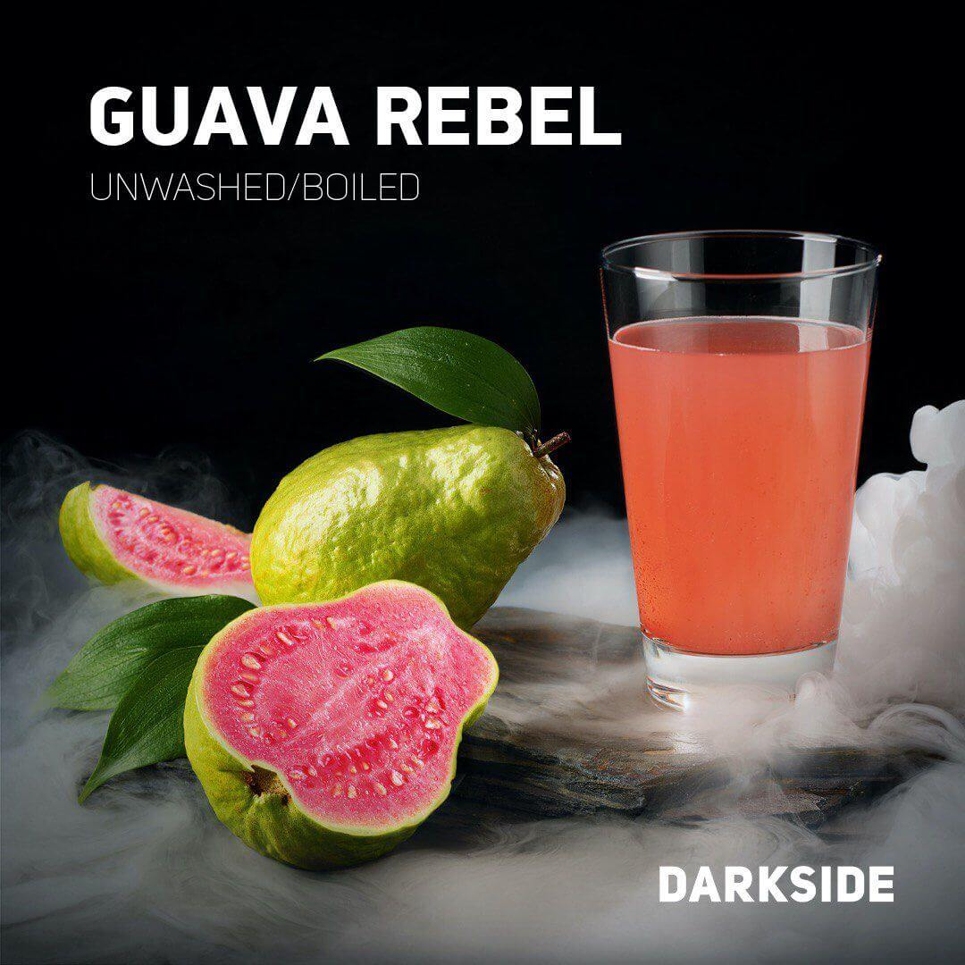 Табак Darside Guava Rebel (Гуава Ребел)
