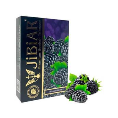 Табак Jibiar Blackberry (Ежевика) 50 грамм