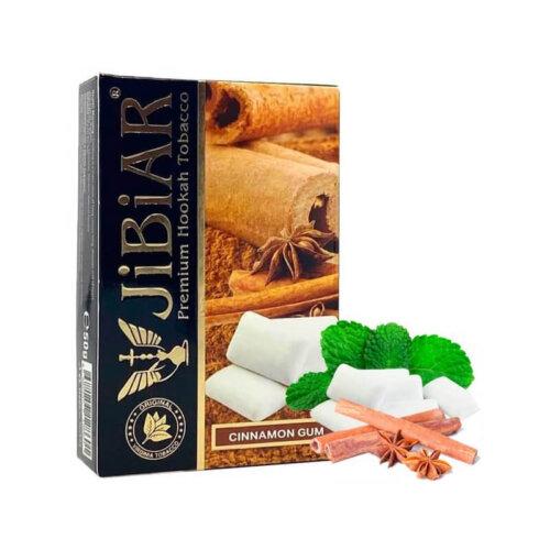 Табак Jibiar Cinnamon Gum (Жвачка с корицей) 50 грамм