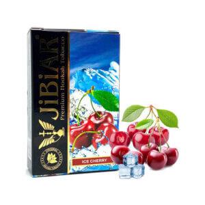 Табак Jibiar Ice Cherry (Айс вишня) 50 грамм