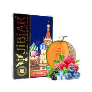 Табак Jibiar Moscow Night (Московская ночь) 50 грамм