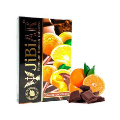 Табак Jibiar Orange chocolate (Апельсин Шоколад) 50 грамм