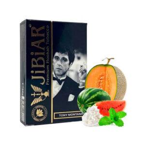Табак Jibiar Tony Montana (Тони Монтана) 50 грамм