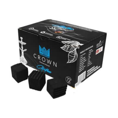 Уголь Crown Air Flow 72 кубика