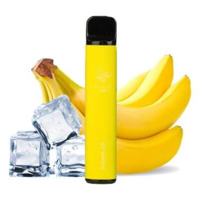 Elf Bar 1500 затяжек айс банан