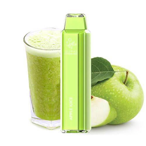 Elf Bar 2500 затяжек, вкус яблочный сок