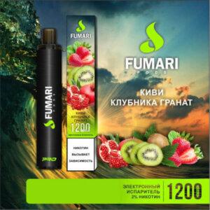 Одноразовая POD-система Fumari Клубника Гранат