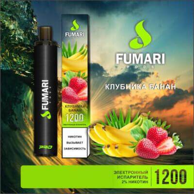 Одноразовая POD-система Fumari Клубника Банан
