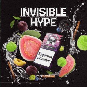 Табак Honey Badger Mix Invisible Hype