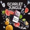 Табак Honey Badger Mix Scarlet Jungle