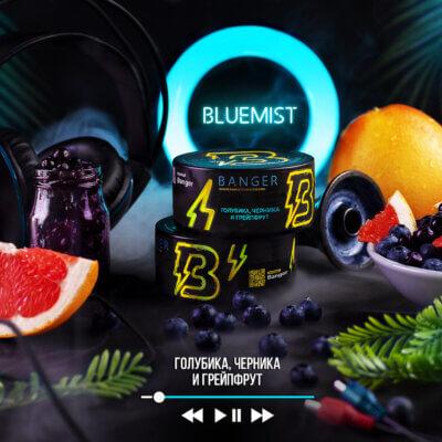 Табак Banger Bluemist (Голубика Черника Грейпфрут)