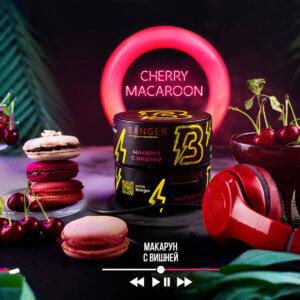 Тютюн Banger Cherry Macaroon (макарунами з Вишнею)