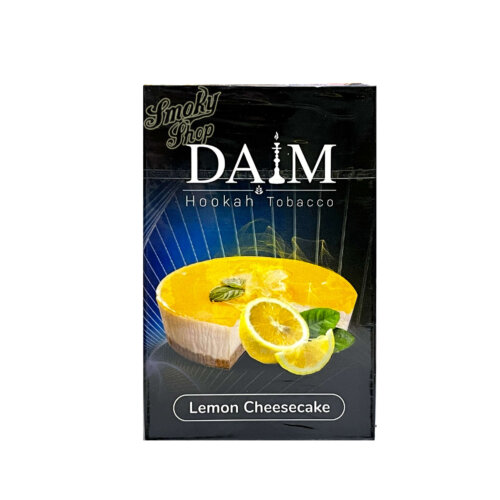 Табак Daim Lemon Cheesecake (Лимонный чизкей)