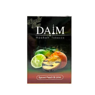 Табак Daim Spiced Peach Lime (Пряный персик лайм)