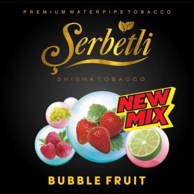 Табак Serbetli Bubble fruit (Фруктовая жвачка)